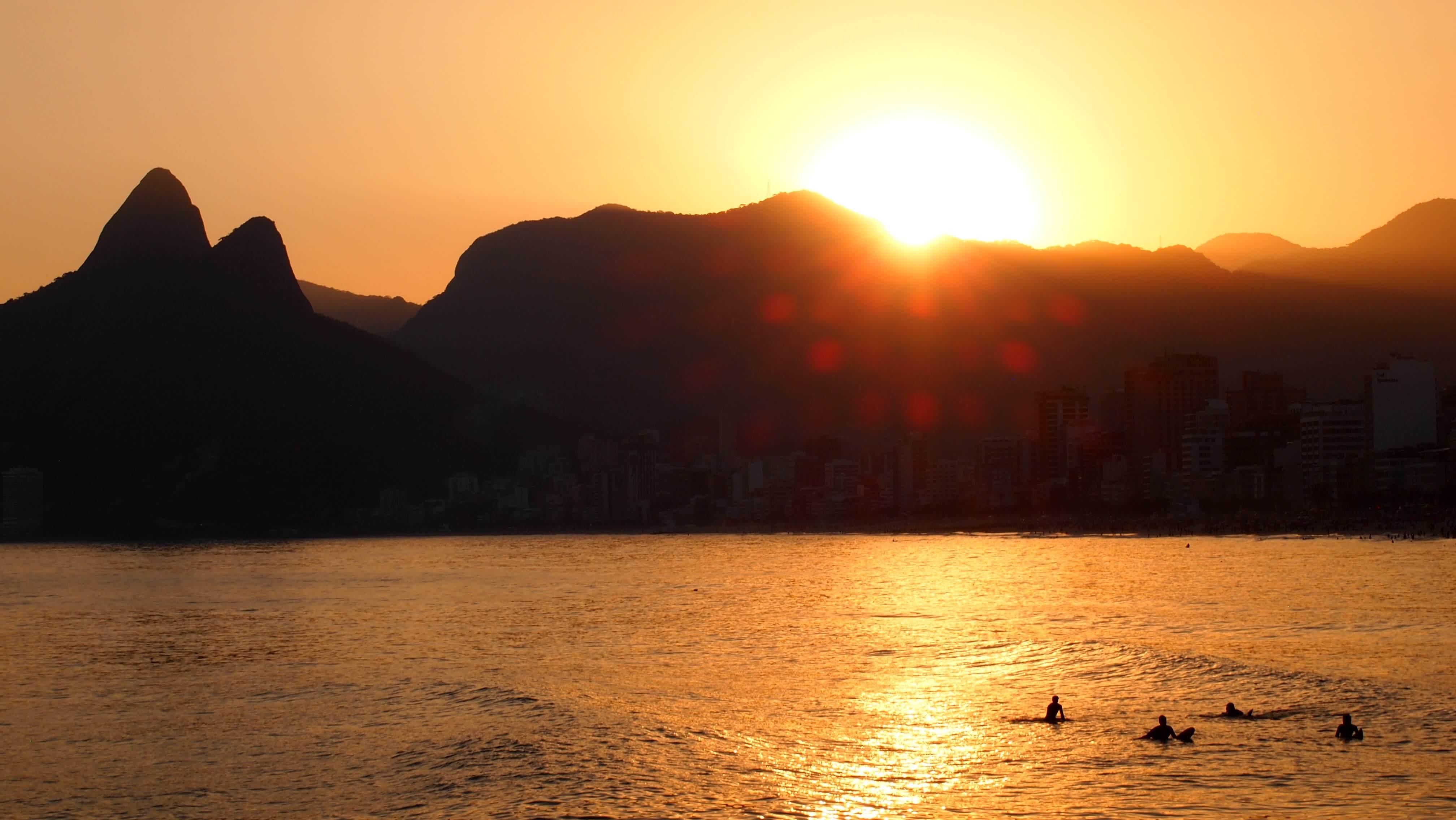 Rio, ciudade maravilhosa – Du hast mich immer wieder staunen lassen
