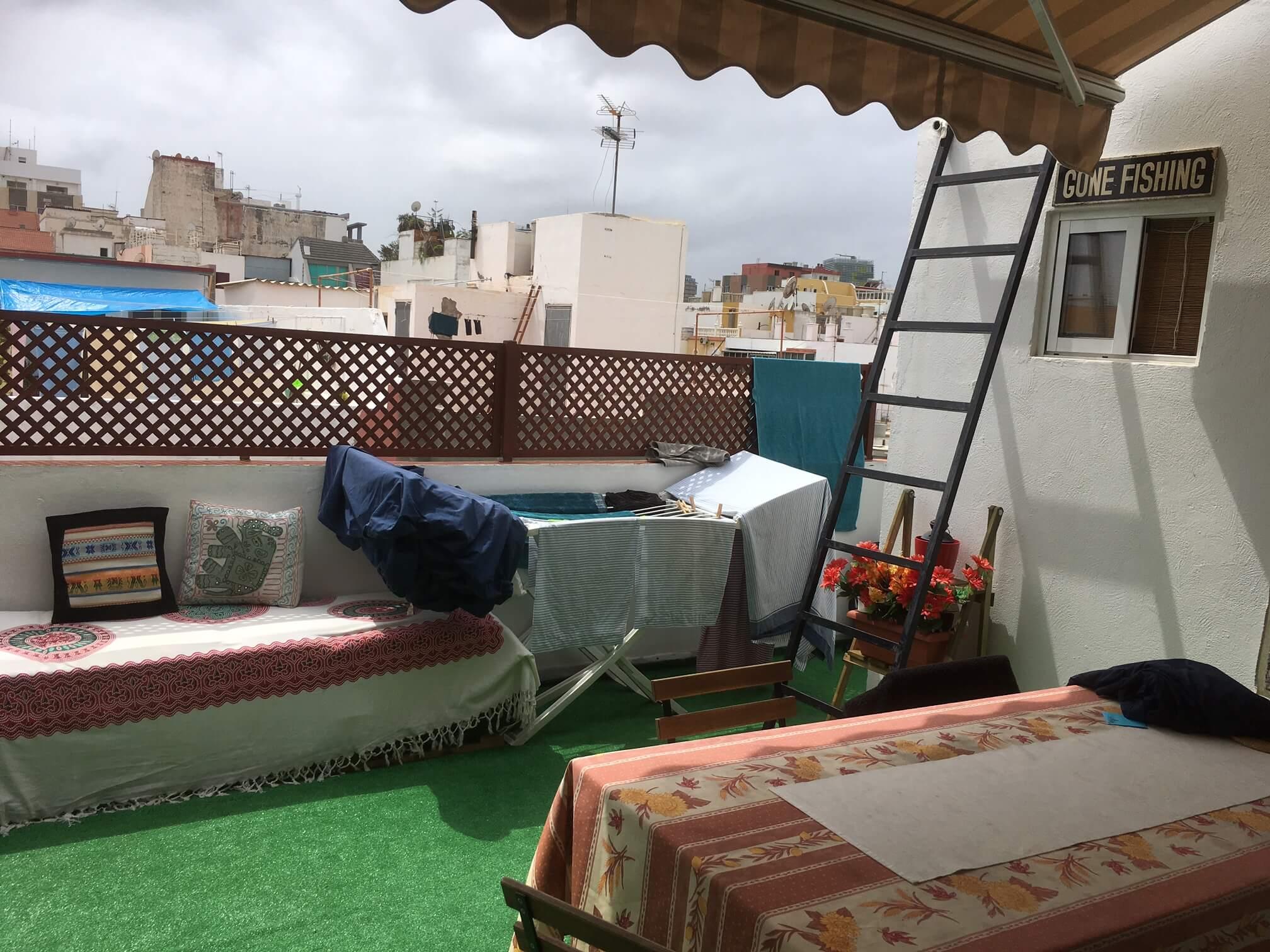Die ersten Tage in Las Palmas