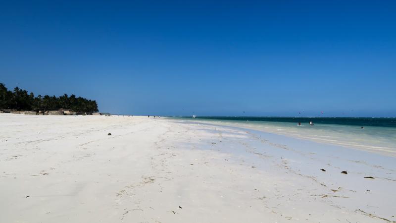 Von Nairobi nach Diani Beach