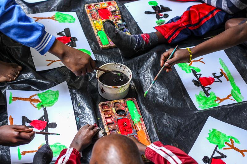 Zweite Woche in Nairobi: Tanz, Krankenhaus und Gefängnis