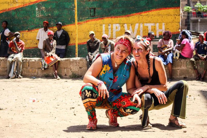 Dritte Woche in Nairobi: Tough, tough, tough
