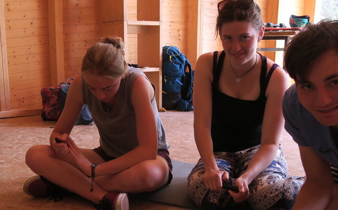 Inspiration-Camp im Oktober in Frankfurt