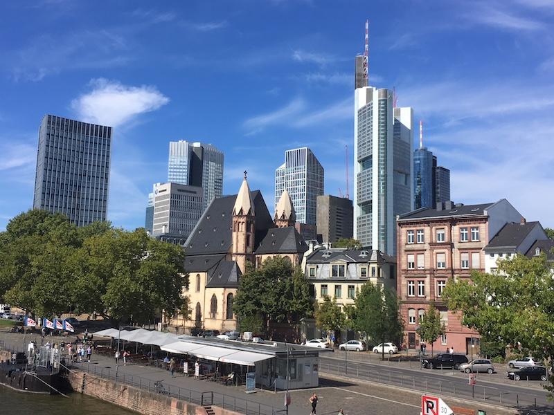 September 2018: Frankfurt – mein neues, altes Zuhause