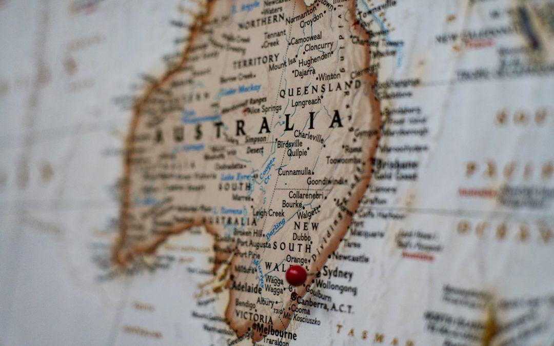 Australien – Westküste und der Süden