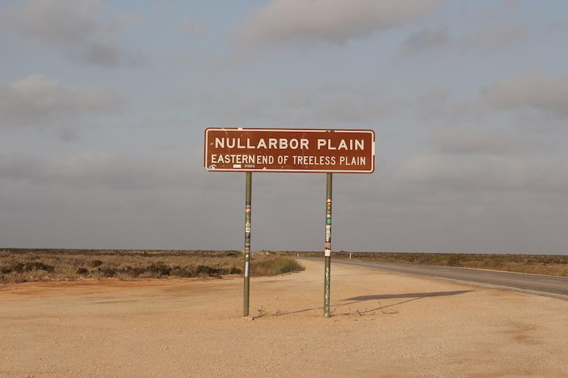 Durchquerung der Nullabor – Ebene